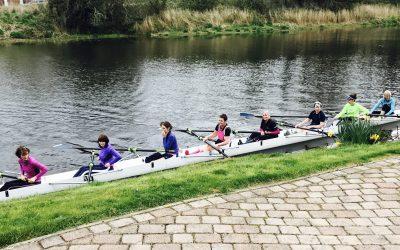 Junior Rowing Summer Camp