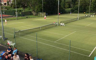 Adult Tennis Summer Coaching