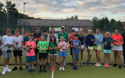 Ulster Junior Open 2019